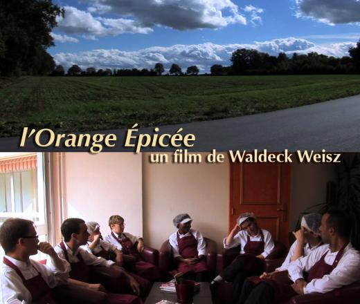 L'Orange Épicée - affiche du film
